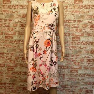 Floral Dress, size 14